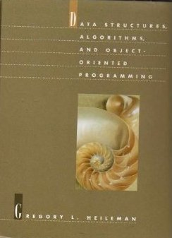 Data Structures, Algorithms and Object Oriented Programming