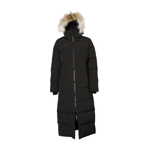 Canada Goose Womens Mystique,  Black,  X Large