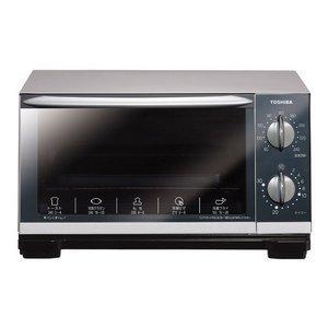 TOSHIBA オーブントースター シルバー HTR-H6(S)