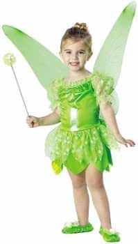 Amazon.com: Child's Toddler Tinkerbell Fairy Costume (2-4T