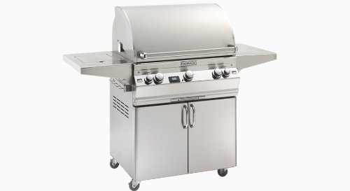 Aurora A660s Stand Alone Grill (Grill w 1 Infrared Burner-Natural Gas)