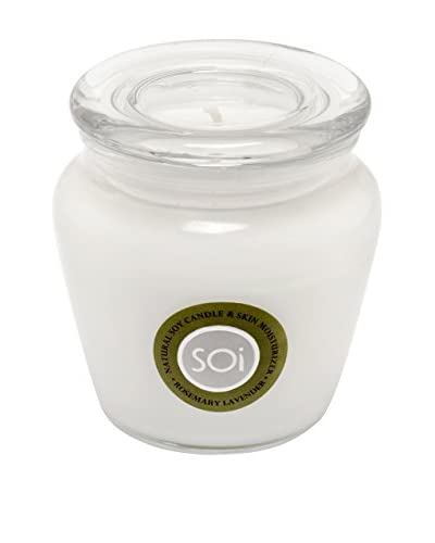 The Soi Co. Moisturizing Keepsake 16-Oz. Candle, Rosemary Lavender