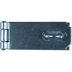 "National Hardware V30 2-1/2"" Zinc Plated Safety Hasp front-773623"