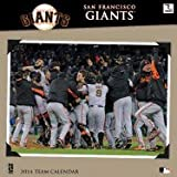 San Francisco Giants Team Calendar