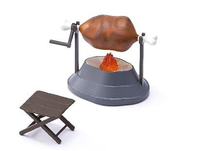 モンスターハンター 肉焼きタイマー (カフェレオ流通限定 椅子付きVer.)