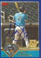 Matt DeMarco Jupiter Hammerheads - Marlins Affiliate 2003 Topps 1st Year Card... by Hall of Fame Memorabilia