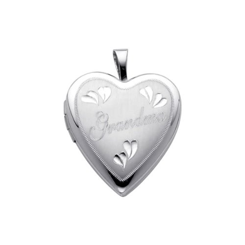 Sterling Silver Engraved