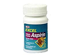 Buffered Aspirin For Dogs 120 Tab