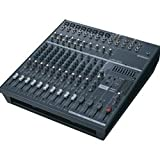Yamaha EMX5014C 14-Channel Powered Sound Reinforcement Audio Mixer with 500W + 500W Stereo Amplifier