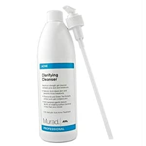 Murad Clarifying Cleanser, 16.9 Ounce