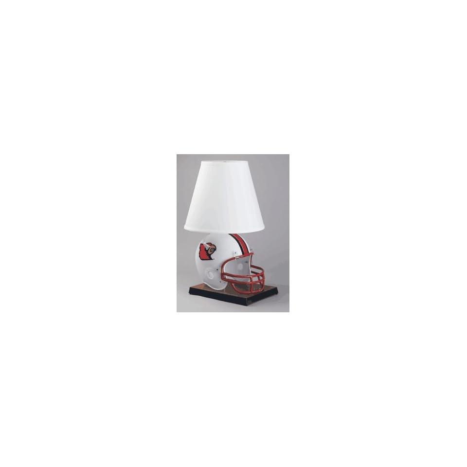Louisville Cardinals Deluxe Helmet Lamp