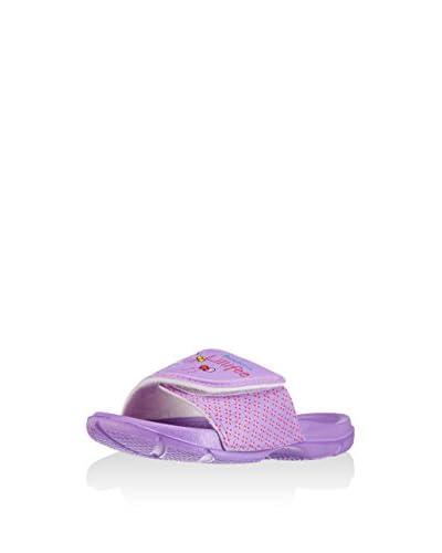 Prinzessin Lillifee Ciabatta Doccia [Violetto]