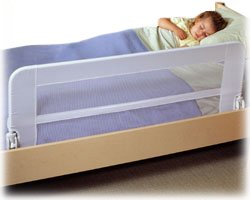 Dex Universal Safe Sleeper Bed Rail - High Hinge