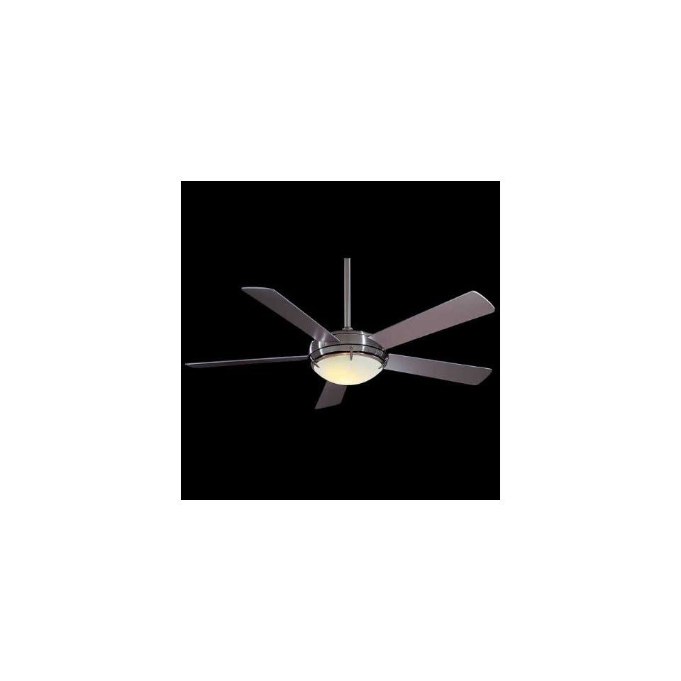 Minka Aire Ceiling Fans F603 Minka Aire Modern Como Ceiling Fan White