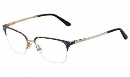Jimmy Choo JIMMY CHOO Eyeglasses 91 0FIQ Gold Copper Ivory 51MM