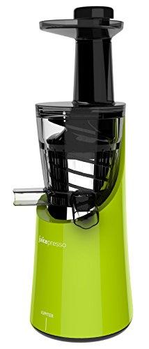 Jupiter Juicepresso Plus Extracteur de jus vertical Vert