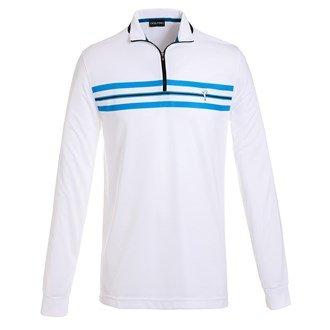 golfino-pour-homme-imprime-polarlight-baumarkt-direkt-pull-tricote-bleu-marine-blanc-xxl