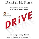 Drive: The Surprising Truth About What Motivates Us [Unabridged 5-CD Set] (AUDIO CD/AUDIO BOOK)