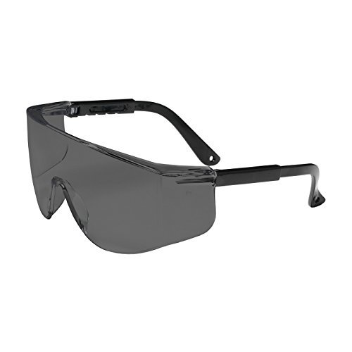 zenon-z28-250-03-0001-otg-rimless-safety-glasses-with-black-temple-gray-lens-and-anti-scratch-coatin