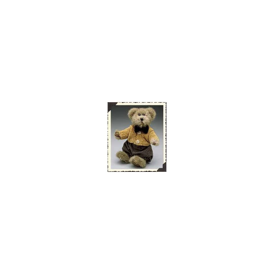 Boyds Bears & Friends Matthew H. Bear 8 Plush Bear