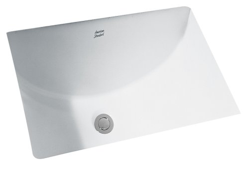 Review American Standard 0614.000.020 Studio Undercounter Bathroom Sink, White