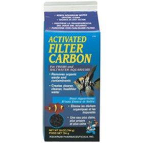 Aquarium Pharmaceuticals Activated Filter Carbon 22oz.