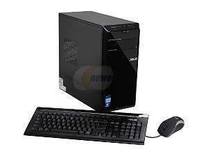 ASUS Essentio CM6730-06 Desktop PC Intel Core i5 2320(3.00GHz) 6GB DDR3 1TB HDD Capacity Intel HD Graphics 2000 Windows 7 Home Premium 64-Bit