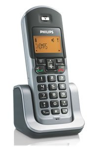 3 Pack Philips DECT 6.0 Accessory Handset (Catalog Category: Cordless Telephones / DECT 6.0 Cordless Phones)