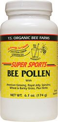 Super Sports Bee Pollen (Protein Drink Enhancer) by Y.S. Organic Bee Farms
