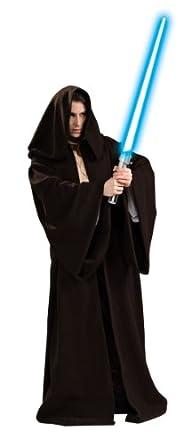 Star Wars Jedi Super Deluxe Adult Robe, One Size Costume