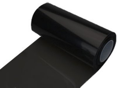 50% Dark Smoke Black-Out Vinyl Headlight Taillight Tints (Black Out Car Lights compare prices)