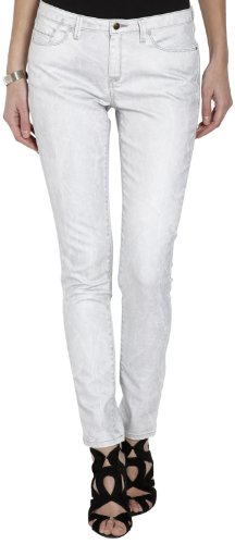Morgan - Pantaloni slim, donna Grigio (Gris) 54 IT (40W/32L)
