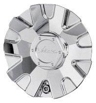 Mr. Lugnut C10515 Chrome Plastic Center Cap for Verso Wheels (Mr. Lugnut)