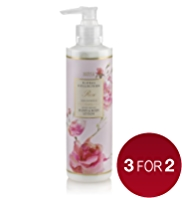 Floral Collection Rose Moisturising Hand & Body Lotion 250ml