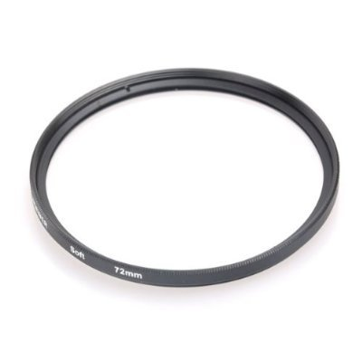 NEEWER® 72MM Soft Diffuser Effect Portrait / Landscape Filter for ANY Camera Lens with a 72MM Filter Thread