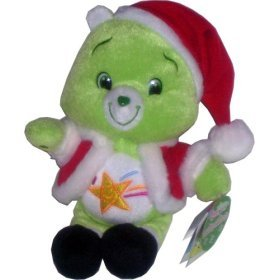 "Care Bears Oopsy 9"" Holiday Friends Bean Bag"