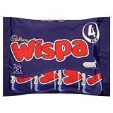Cadbury Wispa X 4 154G