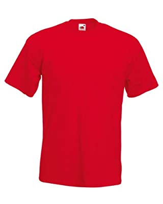 Fruit of the Loom Super Premium T-Shirt - 21 Colours