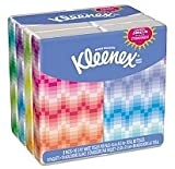 Kleenex® 3-Ply Pocket Packs Facial Tissues (8 packs of 10 tissues)