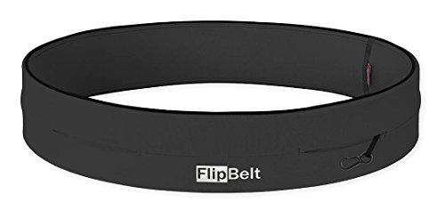 FlipBelt(フリップベルト) スポーツウエストポーチ FBC カーボン M