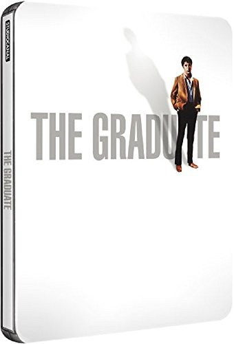 The Graduate - Blu-ray Steelbook Edition (Ultra Limited Print Run with Gloss Finish. Limited to 2000 Copies.) Region A/B