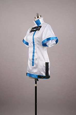 Cool-Coser Cosplay Costume X-Small Size Guilty Gear Japanese Girl Boy Party Fiesta Festival Dress For Coser