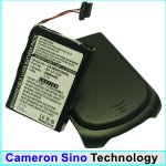 Replacement battery for Mio P350, Mio P550, Mio P550m
