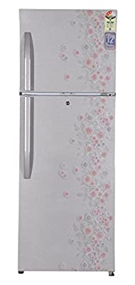 Haier HRF-3303PSL-H Frost-free Double-door Refrigerator (310 Ltrs, 3 Star Rating, Silver Liana)