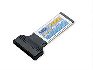 Syba SD-EXP60002 1x 34mm Express Card Compact Flash Adapter