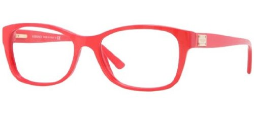VersaceVersace VE3184 Eyeglasses-256 Red-52mm