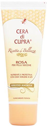 Cera di Cupra - Ricetta di Bellezza, Rosa, per pelli secche, nutriente e protettiva, con cera vergine d'api, effetto antieta'  -  75 ml