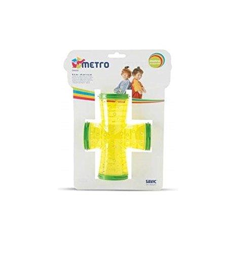 nobby-spelos-metro-tubes-connecteurs-en-croix-pour-rongeurs-coloris-aleatoire