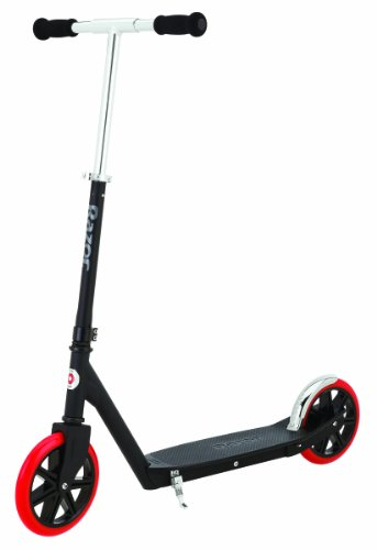 Razor Carbon Lux Scooter Monopattino a Spinta, Nero, Taglia Unica