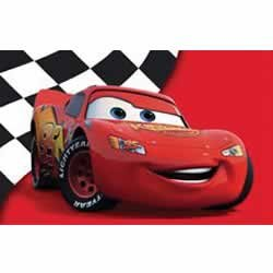 "Disney Cars Einladungskarten ""Cars Speed"""